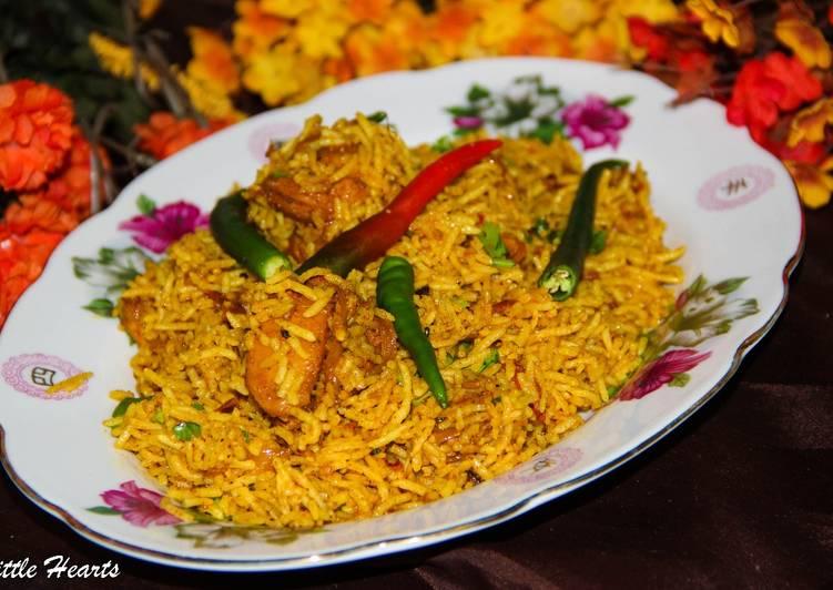 Try Using Food to Elevate Your Mood Chatpati Achari Chicken Biryani