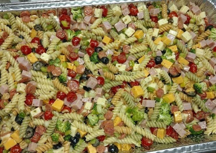 Foods That Can Make You Happy Pasta Salad