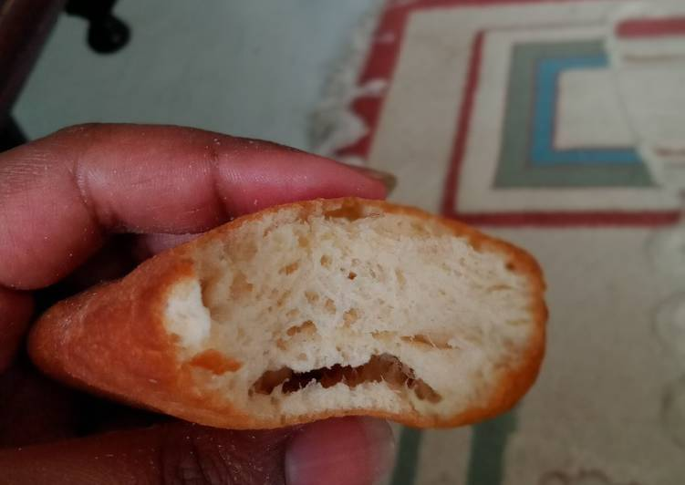 Soft Thick Mandazi Recipe By June Cookpad