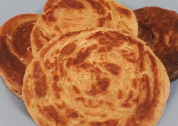 Roti cane / canai / maryam