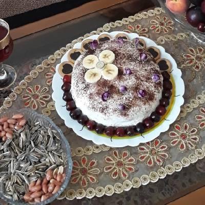 عکس کیک برای روز دختر
