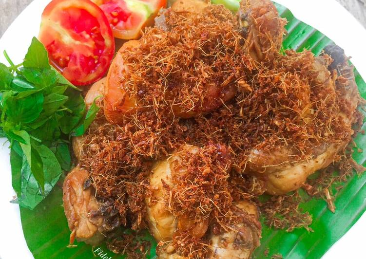 Dicoba Resep Ayam Goreng Lengkuas Ayam Laos Yang Enak Dan Gurih