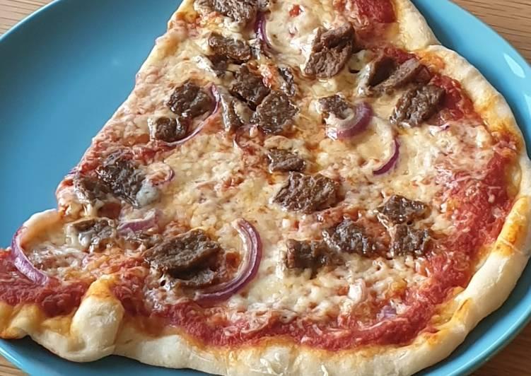 Recipe: Tasty Homemade pizza