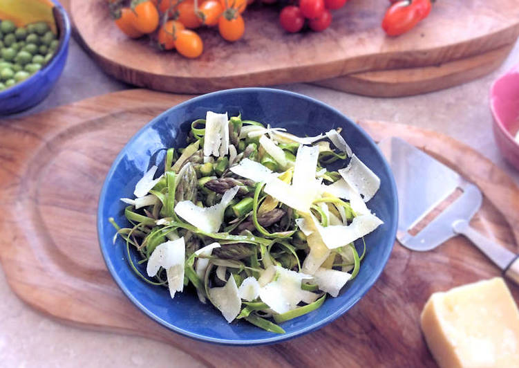 Easiest Way to Prepare Any-night-of-the-week Asparagus salad
