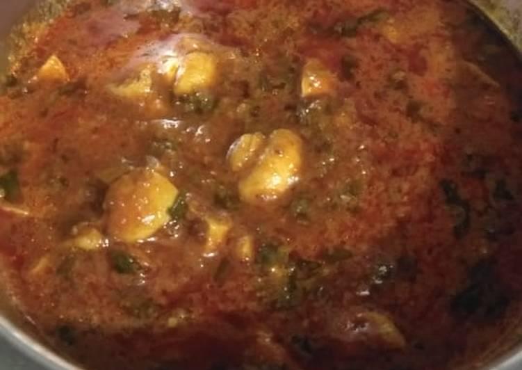 Recipe of Perfect Mushroom veg