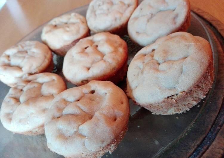 Recipe: Perfect Vegan, banana muffins