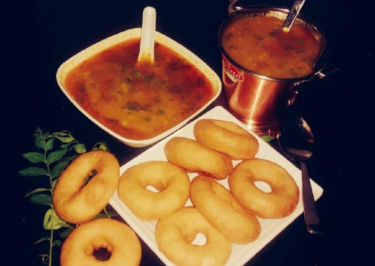 Recipe of Perfect Sambhar wada