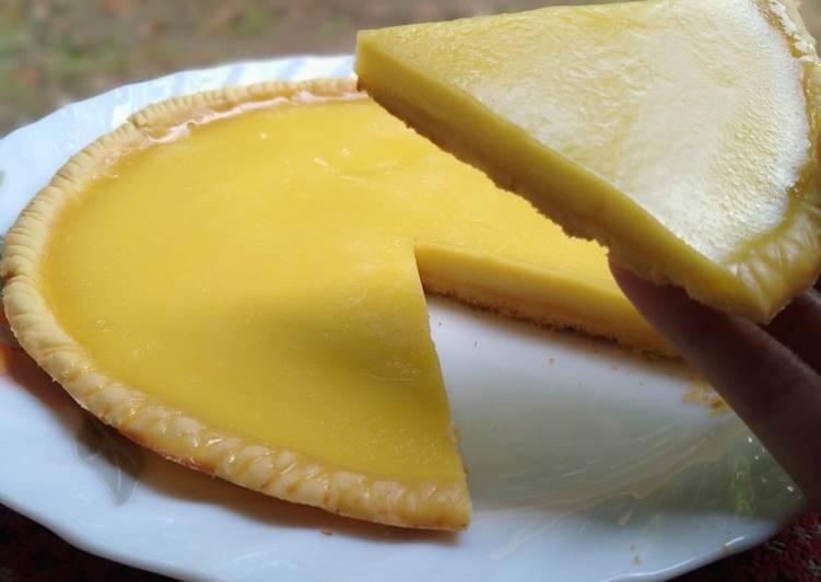 Pie Susu Teflon Anti Gagal