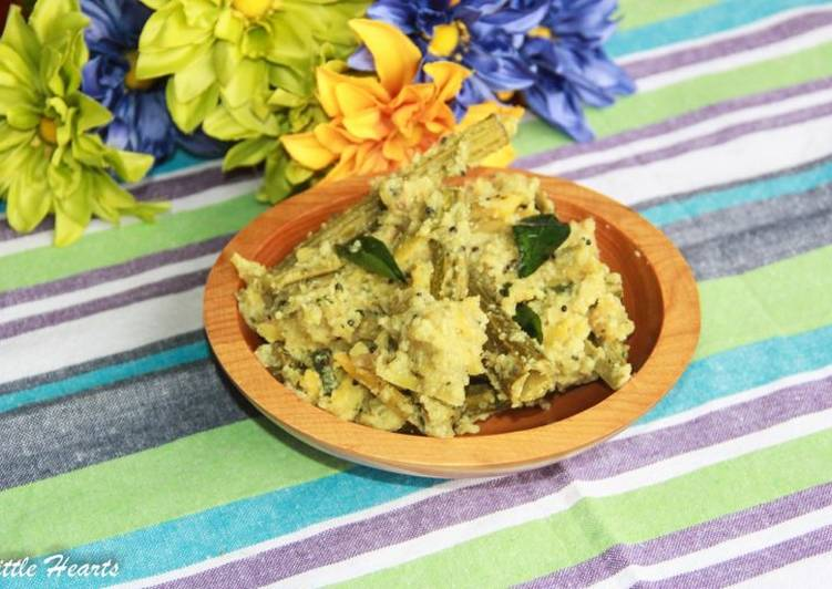 Old Fashioned Dinner Ideas Royal Kerala Style Jackfruit & Vegetables in Spiced Coconut Sauce