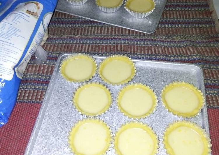 Pie Susu Bali rasa Durian