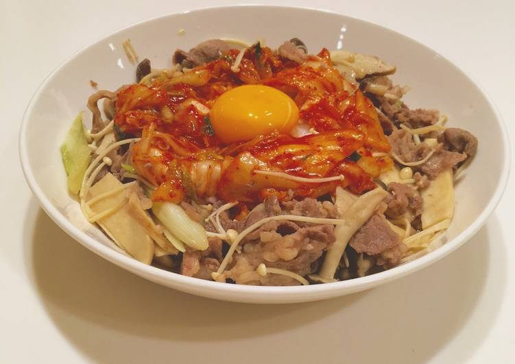 Japanese Style! Kimchi Gyudon!!, What Are The Benefits Of Eating Superfoods?