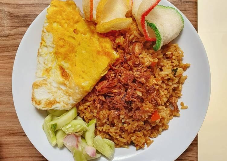 Resep Nasi Goreng Padang Bikin Ngiler