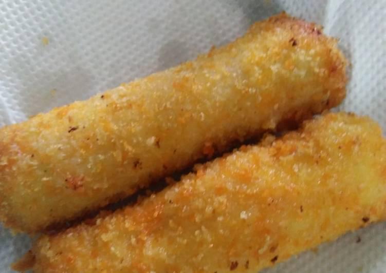 Roti Goreng Soju (Sosis Keju)
