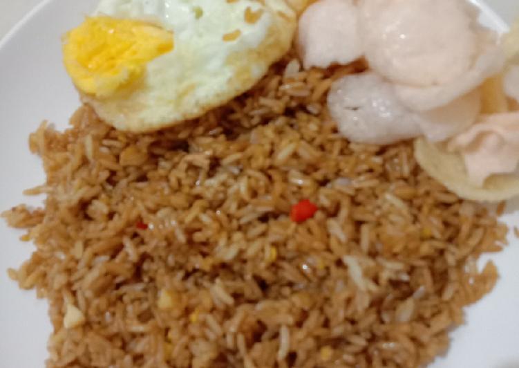 Resep Nasi Goreng Kampung Paling Enak