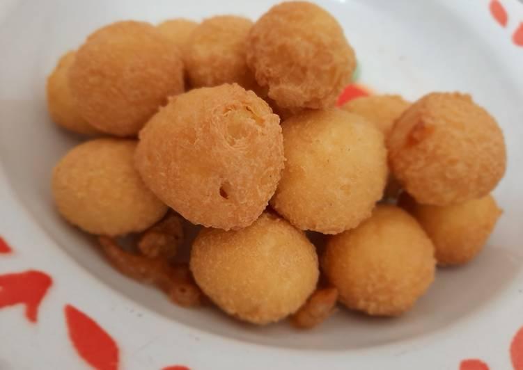 Tahu bulat crispy - cookandrecipe.com