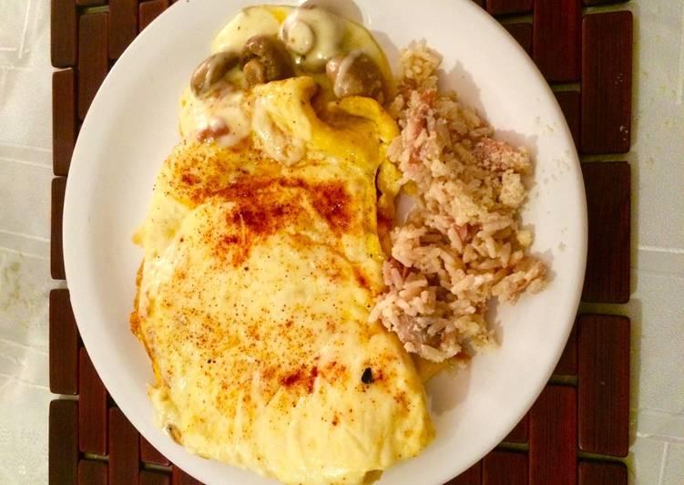 que es el omelet