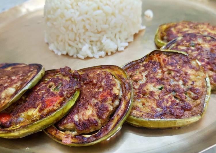 Old Fashioned Dinner Easy Award Winning Eggplant omlette
