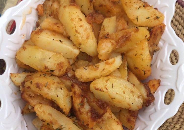 Oven Baked potatoes