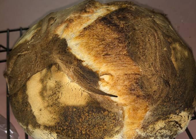 Easiest Way to Prepare Appetizing Sourdough bread