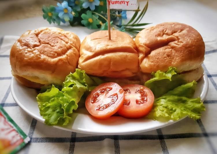 Roti John Mini foto resep utama