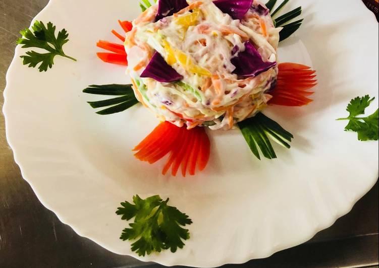 Coleslow salad