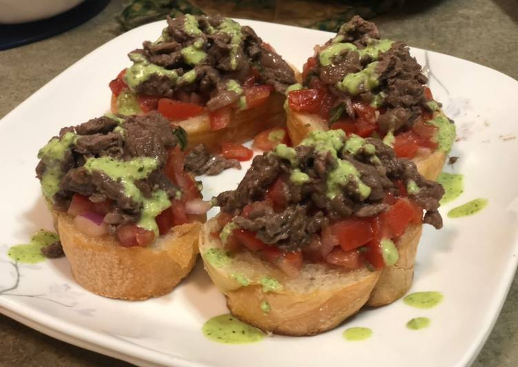 Step-by-Step Guide to Prepare Favorite Bruschetta Picada