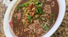 Hình ảnh món Cách nấu Mì Thuyền (Boat Noodle) đơn giản chuẩn vị Thái