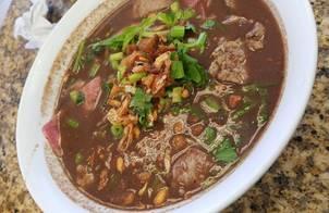 Cách nấu Mì Thuyền (Boat Noodle) đơn giản chuẩn vị Thái