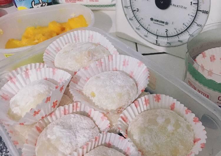 Mochi mangga - cookandrecipe.com