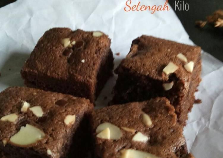 Brownies Setengah Kilo NCC