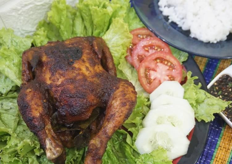 Ayam Panggang Oven wong solo - cookandrecipe.com