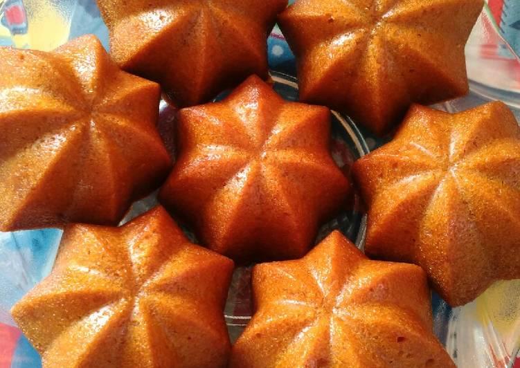 resep bikin Bolu karamel eggless - Sajian Dapur Bunda