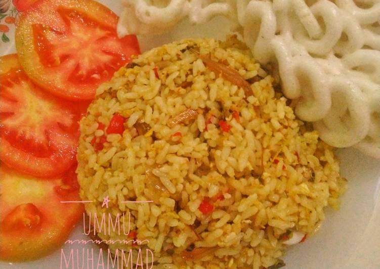 #20 Nasi Goreng Teri