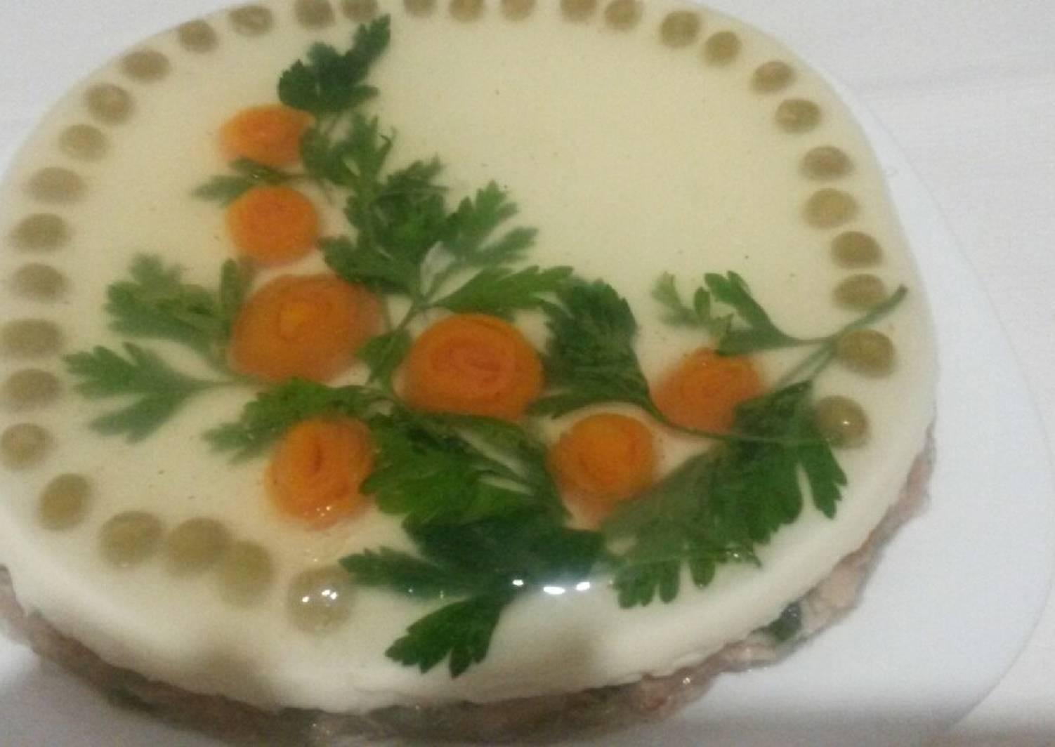 заливное из сазана рецепт с фото пошагово возникнет