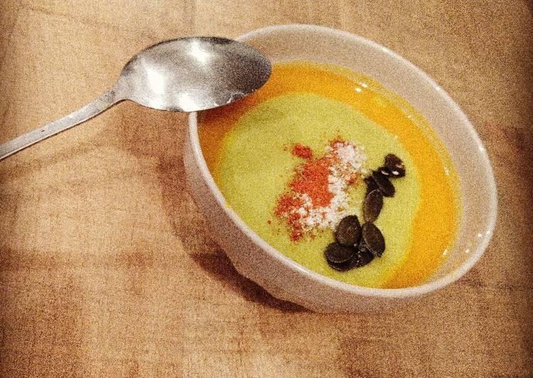 Façon la plus simple Cuisiner Savoureux Soupe d'hiver