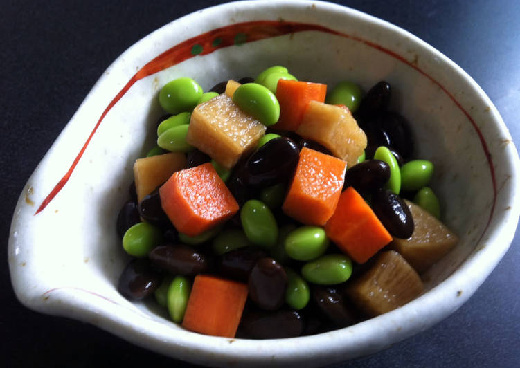 Step-by-Step Guide to Prepare Award-winning Ponzu Pickled Soy Beans