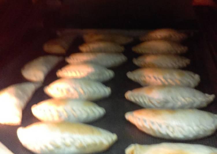 Empanadas argentinas caseras