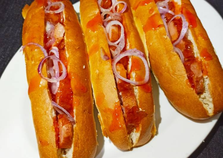Simple Way to Make Favorite Home made hot dogs