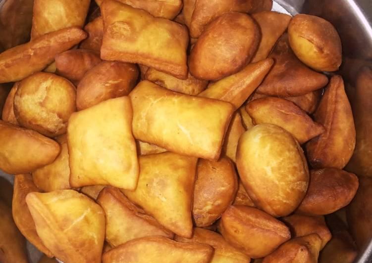 Lemon Mandazi Recipe By Maggie Karis Cookpad