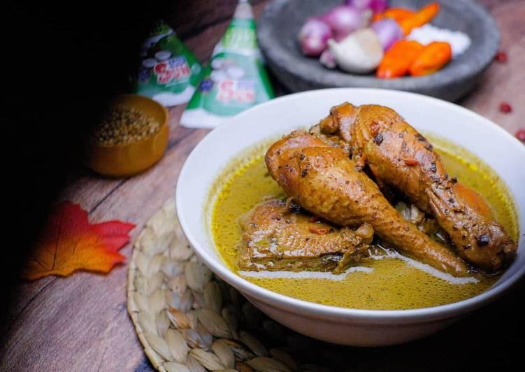 #133 Ayam Santan Kluwak