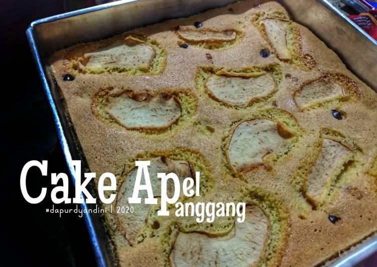 Cake Apel Chocochip Panggang