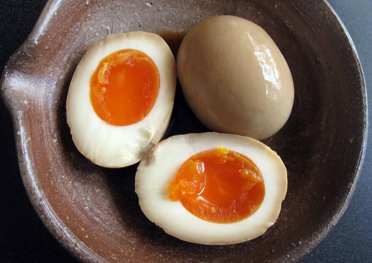Step-by-Step Guide to Prepare Speedy Soy Sauce Eggs