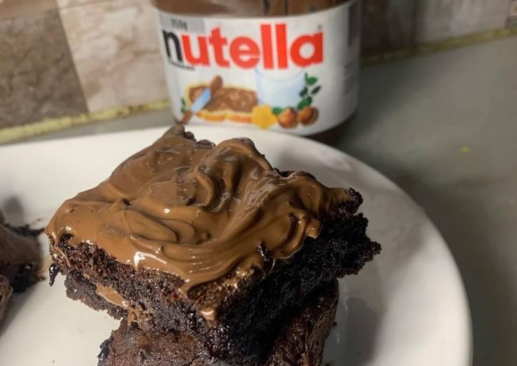 Simple Way to Prepare Favorite Fudgyy brownie