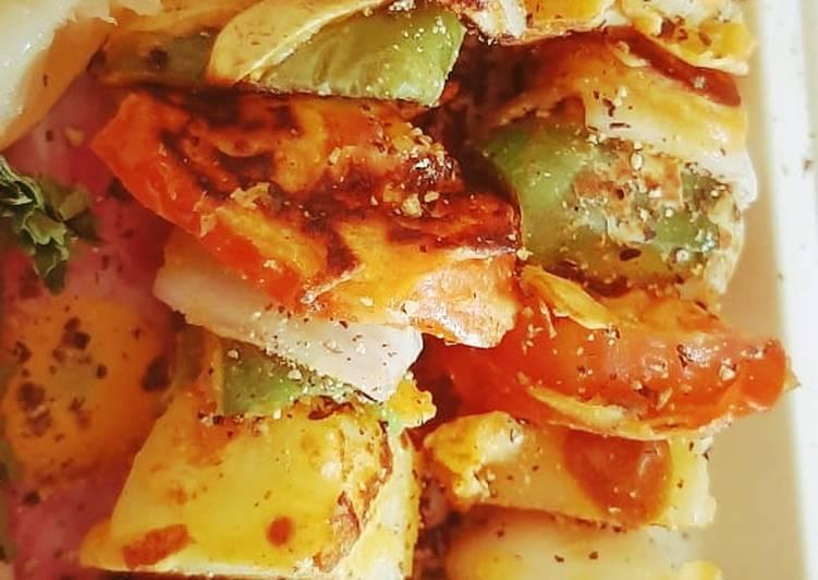 30 Minute Recipe of Vegan Dry Paneer Tikka