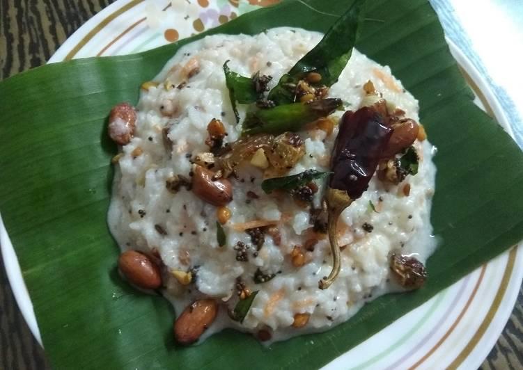 5 Minute Recipe of Award Winning Curd rice