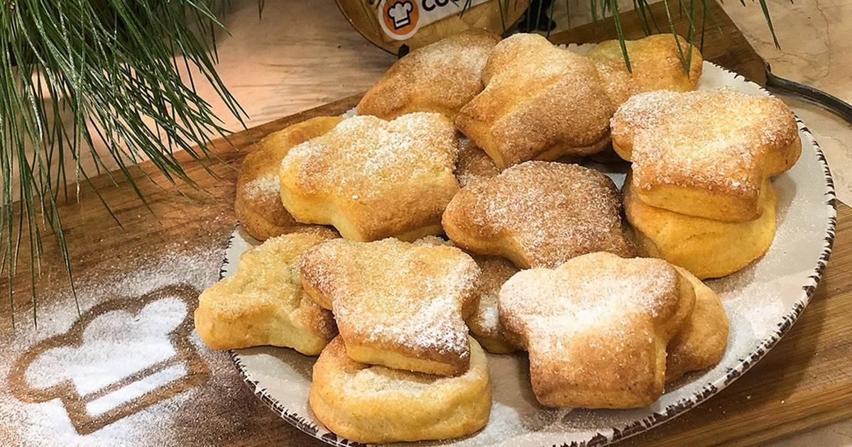 Тесто для творожного печенья рецепт с фото