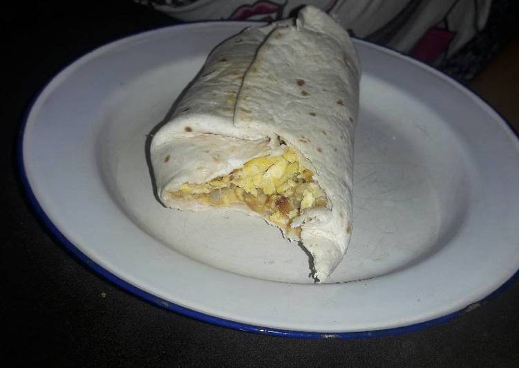 Recipe of Any-night-of-the-week Breakfast burrito