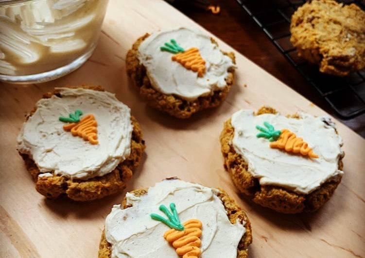 ☆Cookies Carrot Cake☆