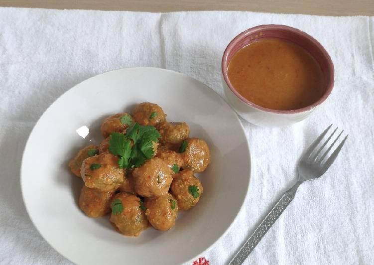 Homemade Cilok Indo