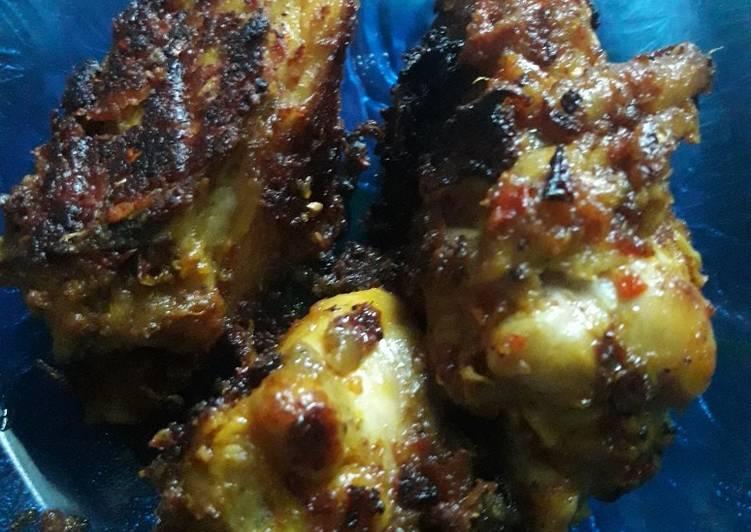 Ayam bakar rempah
